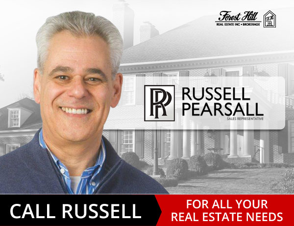 Ask Russell Pearsall
